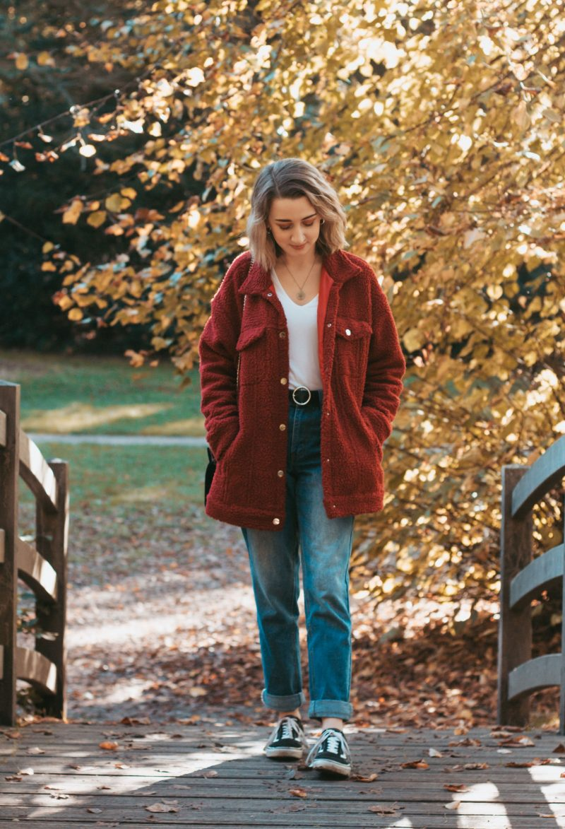 Autumnal Style With PLT
